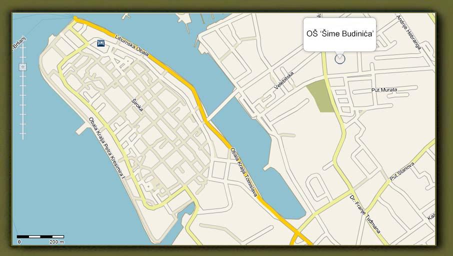 Mapa - gdje smo2